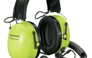 Heavy Duty Peltor Headset